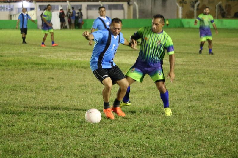 Hoje tem jogo no Estádio Carvalhão em São José do Belmonte