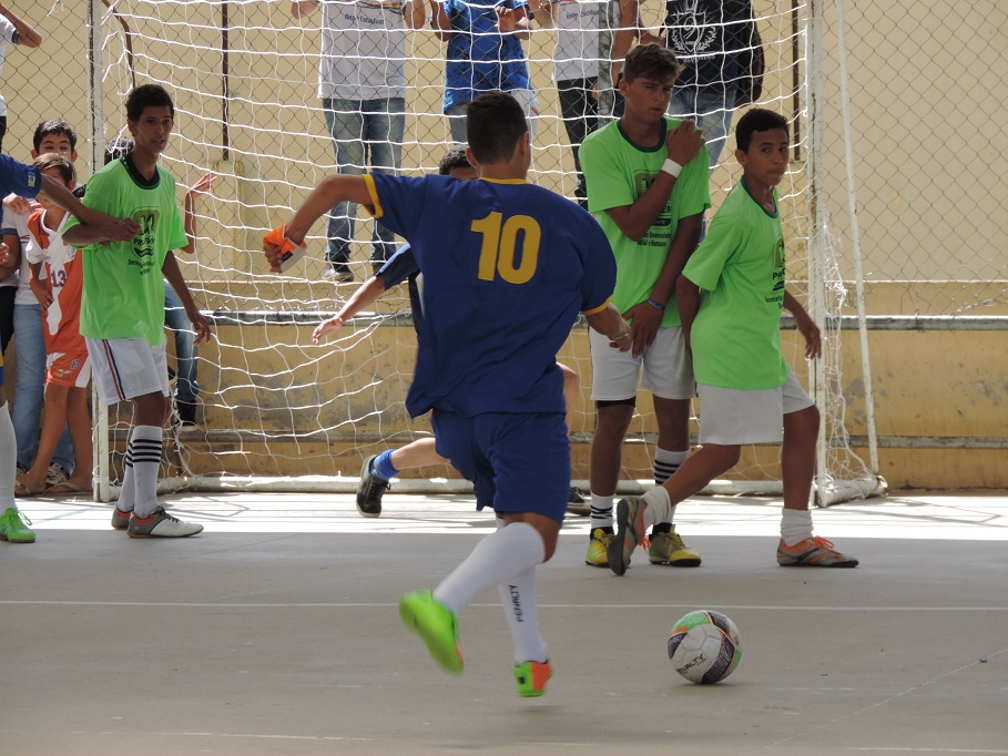 Campeonato Belmontense de Futsal inicia nesta quarta (16)