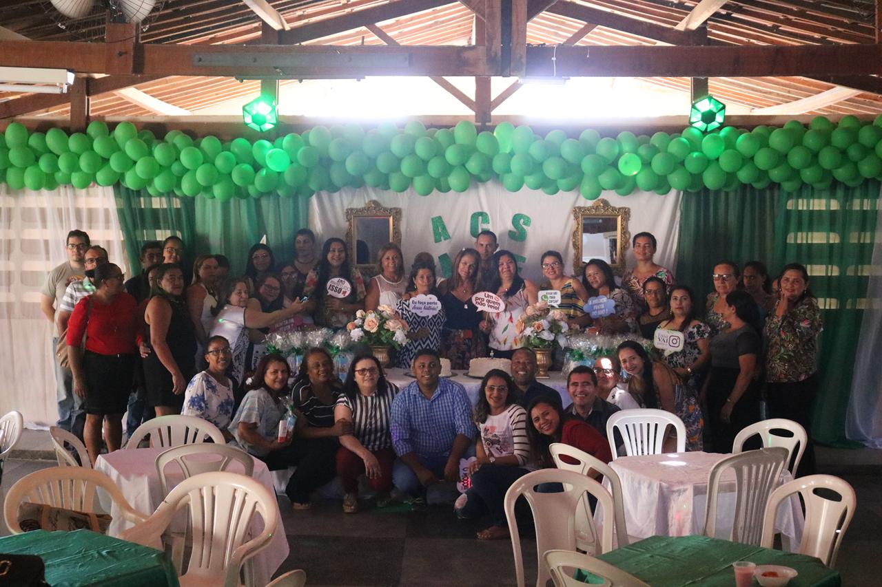 Dia dos agentes de Saúde e Endemias é comemorado em São José do Belmonte