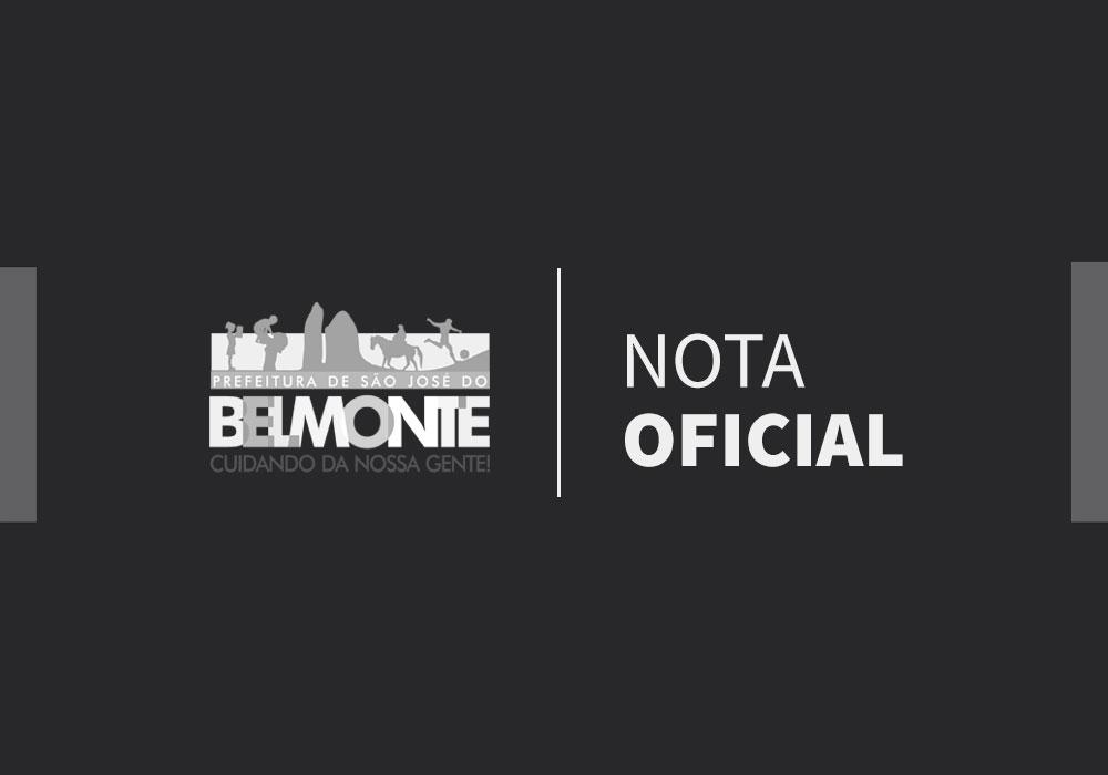 Romonilson decreta 3 dias de luto oficial pela morte de Carolina Rodrigues