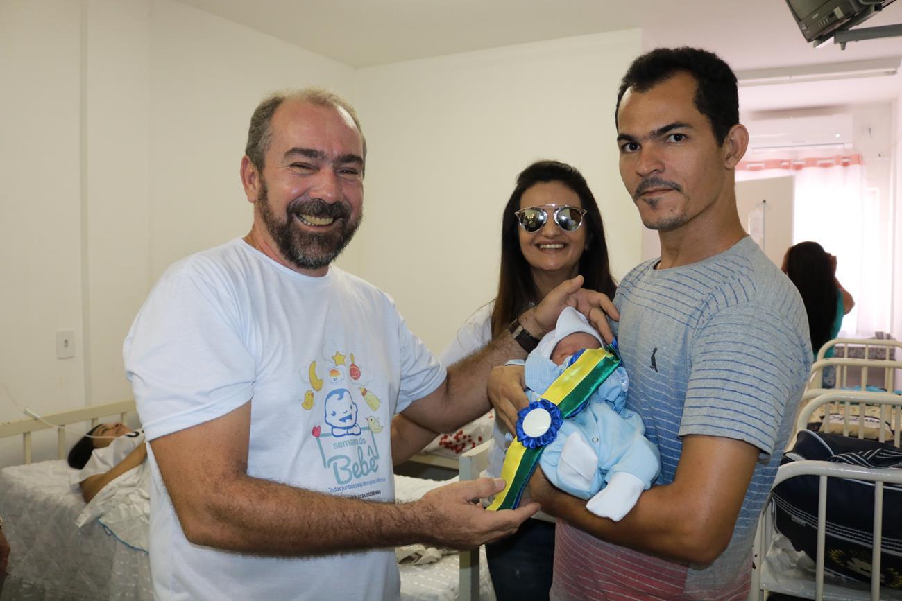 FOTOS: São José do Belmonte realizou com sucesso a 1ª Semana do Bebê