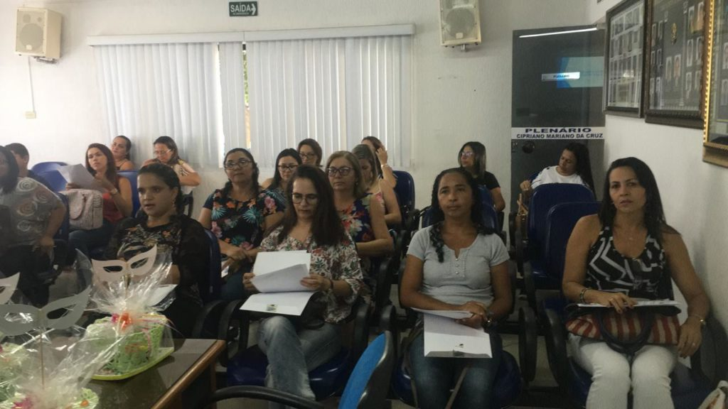Encontro de coordenadores pedagógicos dá início ao ano letivo em São José do Belmonte