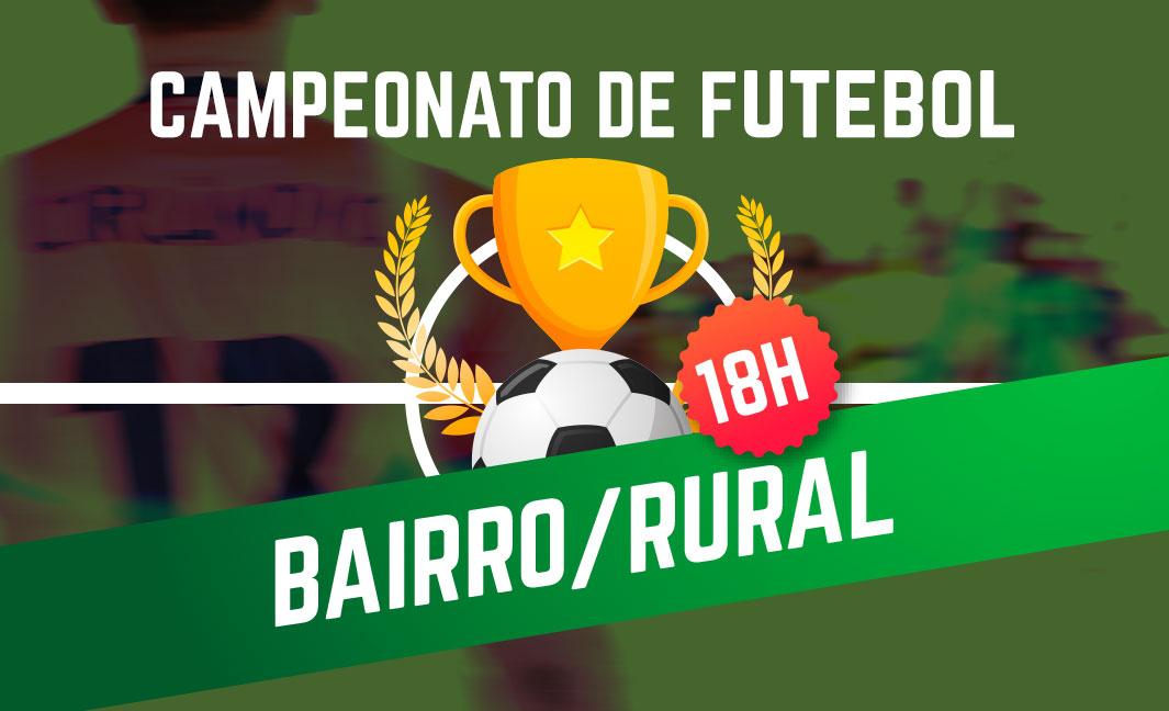 Vai começar o Campeonato Belmonte de Futebol Bairro/Rural de São José do Belmonte