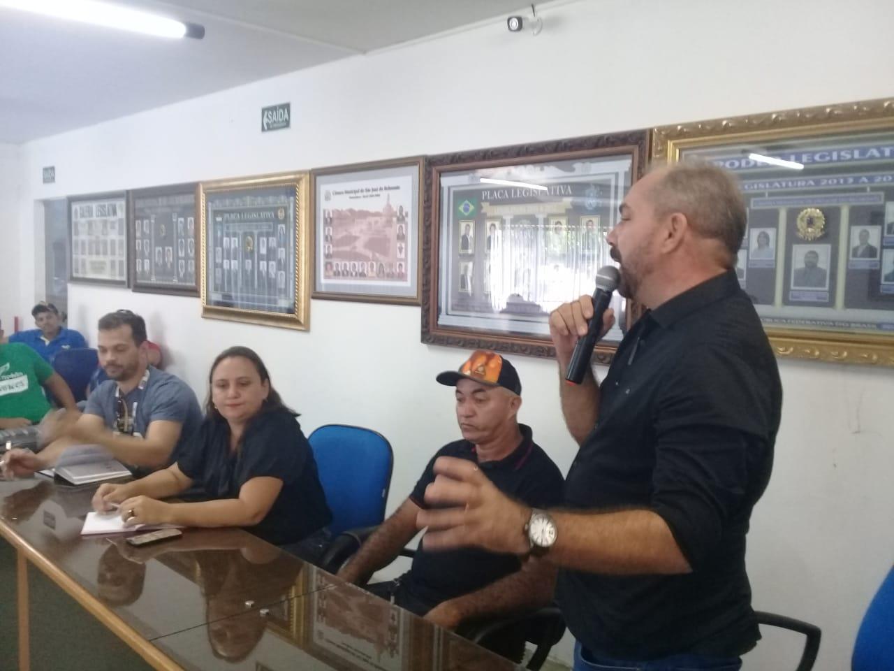 Romonilson vai incentivar ampliação da comercialização de produtos orgânicos no município