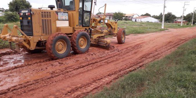 Prefeitura inicia força tarefa para amenizar impactos das chuvas
