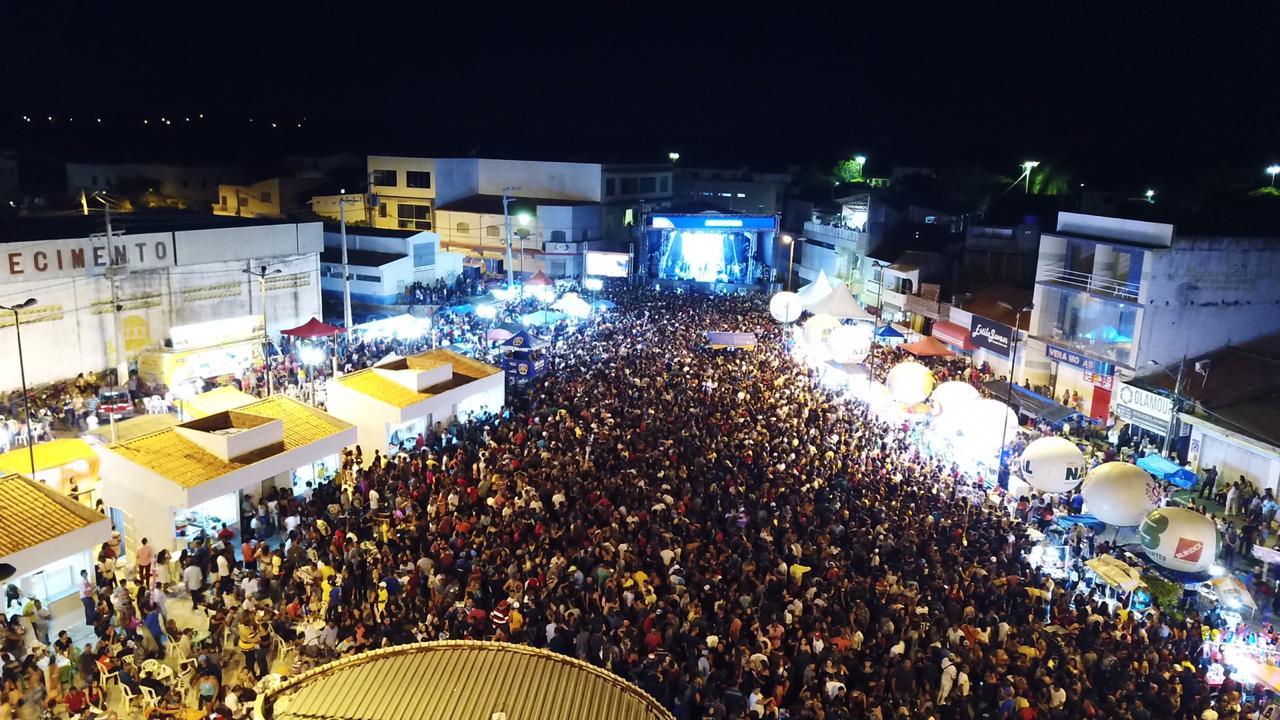 Gestão de Romonilson resgata os grandes eventos de São José do Belmonte