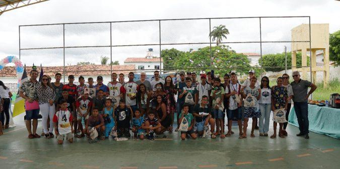 Copinha Social é estratégia de combate ao Trabalho Infantil em São José do Belmonte