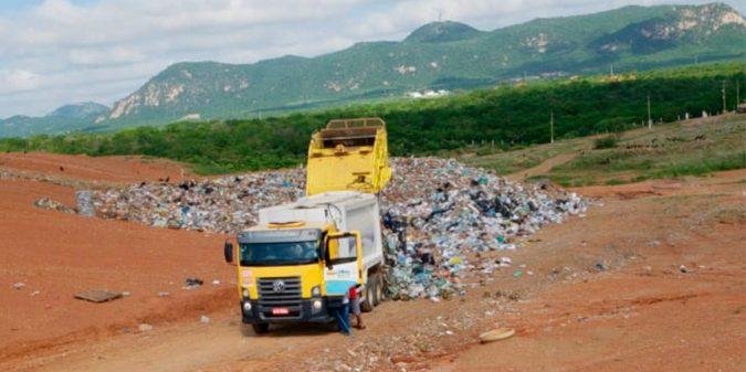 São José do Belmonte acaba com os lixões e destina resíduos para aterro sanitário em Salgueiro