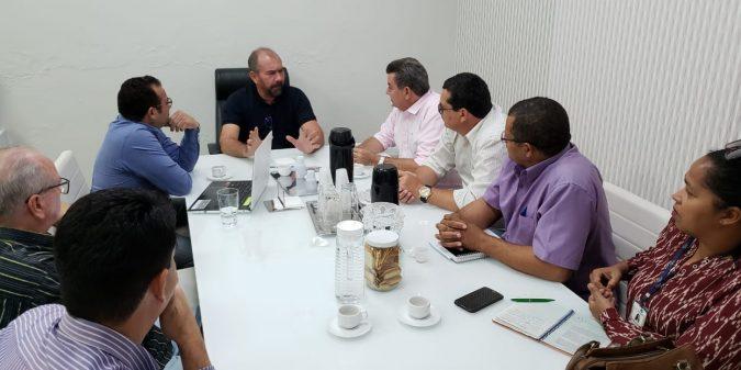 Romonilson fecha parceria com Sebrae para valorização de produtores rurais