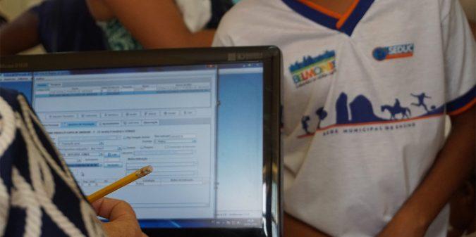 Saúde na Escola vai atualizar cadernetas de vacinação em São José do Belmonte