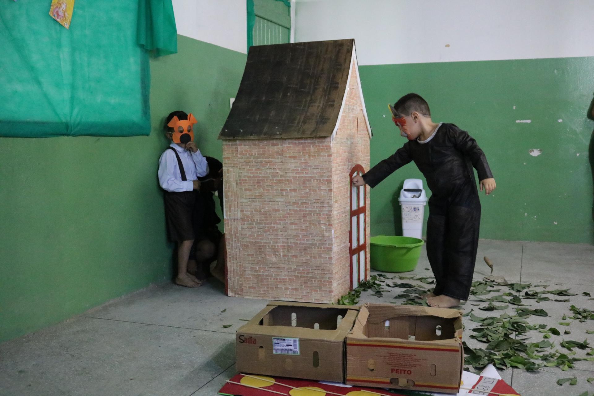 Escola Vicente de Souza França realiza projeto de leitura
