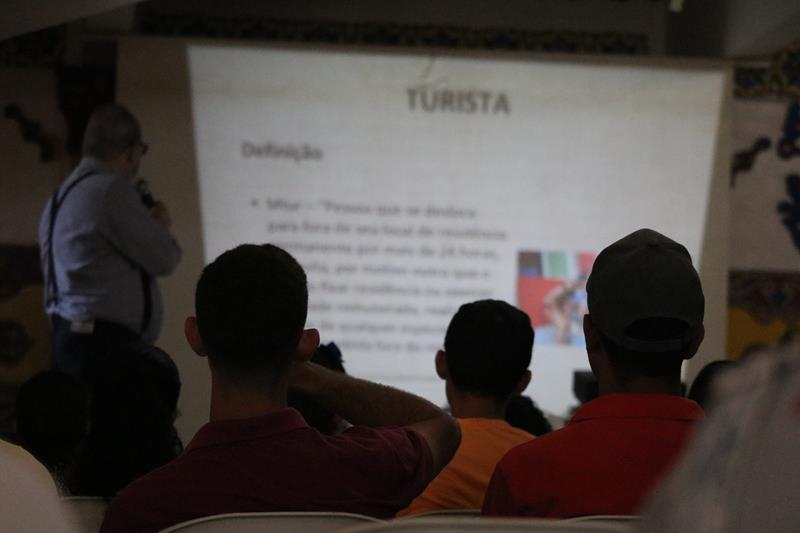 Oficina trabalha a formação de guias turísticos em São José do Belmonte