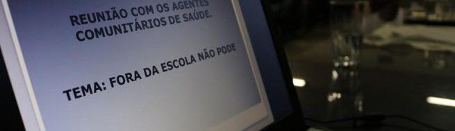 São José do Belmonte envolve agentes de saúde para identificar crianças fora da escola