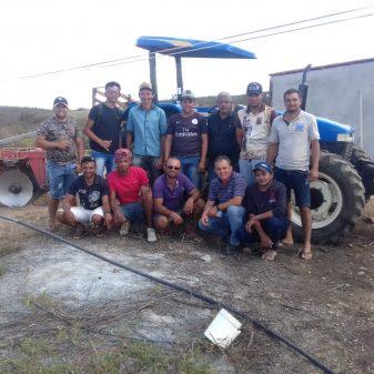 Curso de tratorista agrícola é concluído em São José do Belmonte