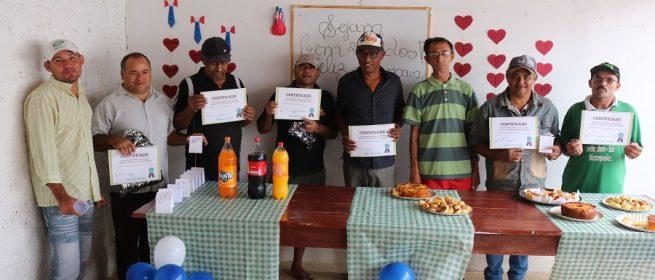 Caps Tarcísio Sobreira realiza festa do Dia dos Pais