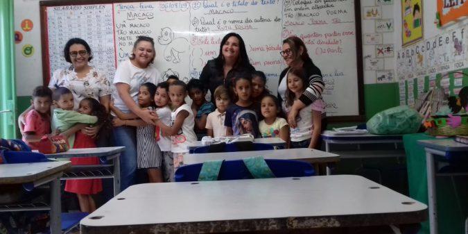 São José do Belmonte adere o Programa Criança Alfabetizada