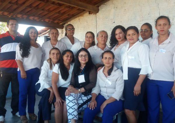 Curso de Corte e Costura é concluído no Monte Alegre