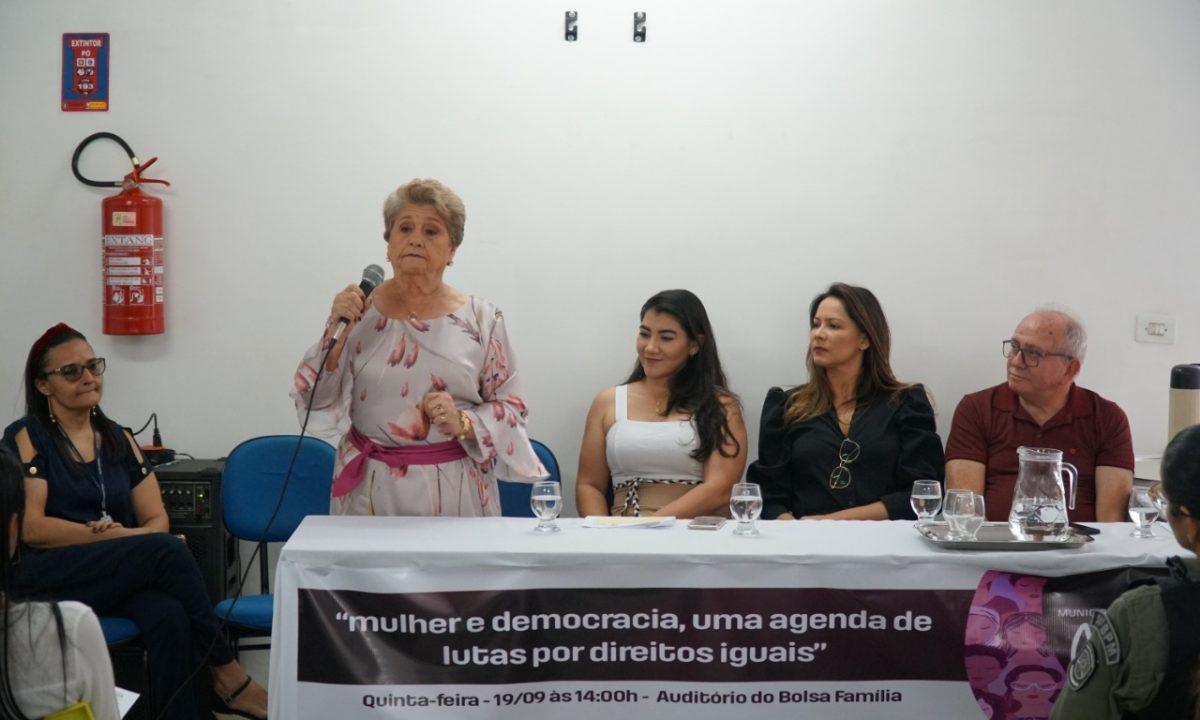 São José do Belmonte realizou a 3ª Conferência Municipal de Políticas Públicas para as Mulheres