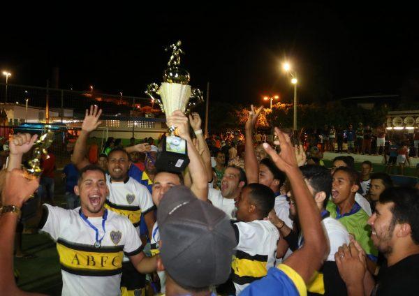 Academia é o campeão belmontense de futsal 2019