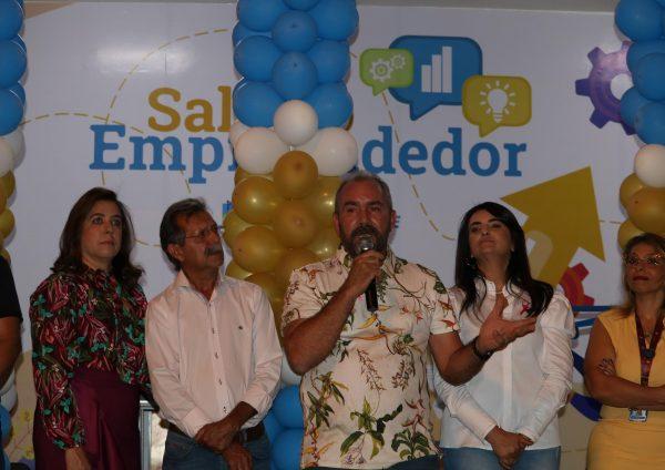 Inauguração da Sala do Empreendedor de São José do Belmonte