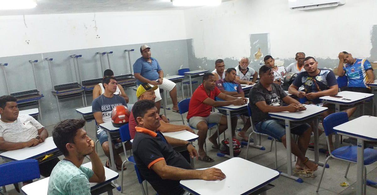 Campeonato Belmontense de Futebol vai começar em outubro