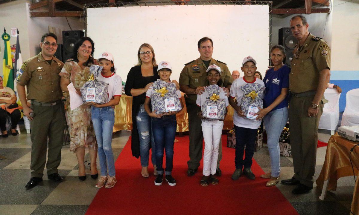 Em São José do Belmonte, Programa Lei Seca Mirim realiza formatura com alunos da rede municipal