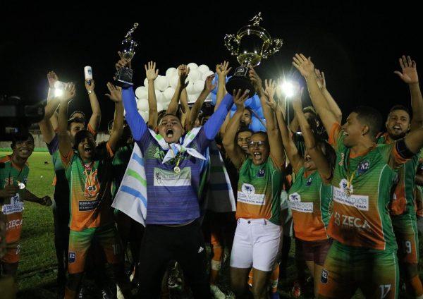 N2 vence o Flamengo e é o campeão belmontense de futebol 2019