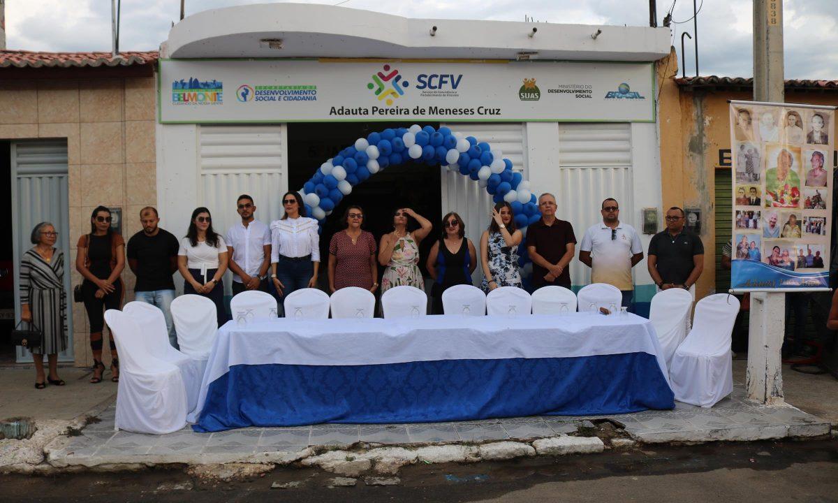 Prefeitura inaugura Serviço de Convivência no Distrito do Carmo
