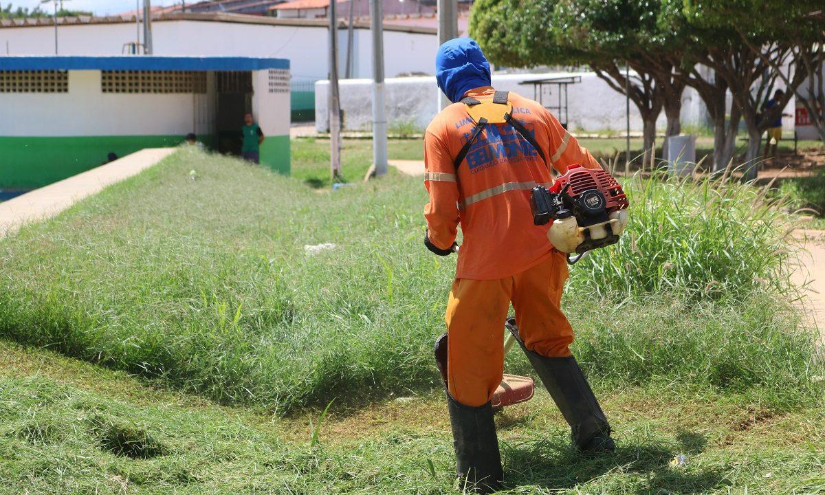 Prefeitura inicia a Operação Belmonte Limpo