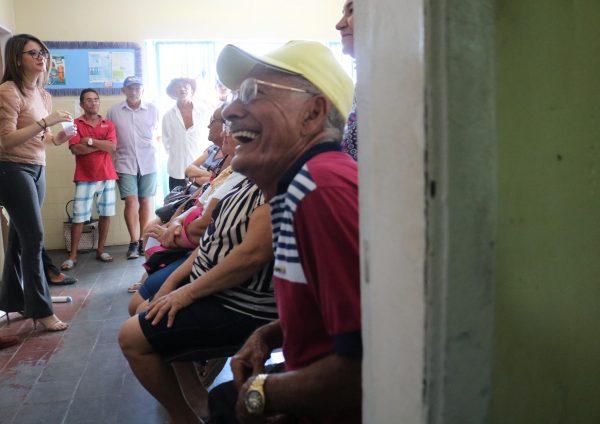 Programa de distribuição de próteses dentárias continua proporcionando sorrisos aos belmontenses
