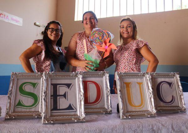 Formação docente em serviço é prioridade na SEDUC