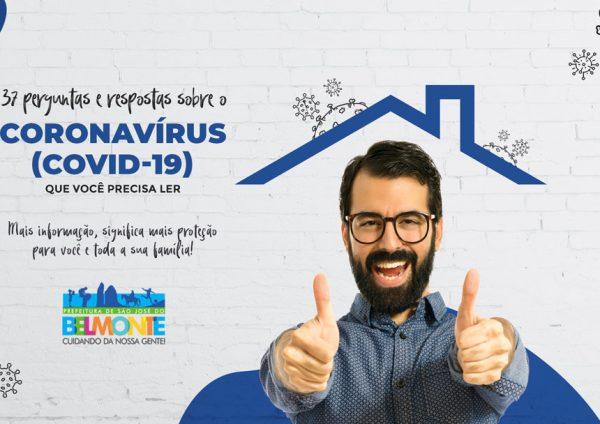 Perguntas e respostas: tire suas dúvidas sobre o novo coronavírus