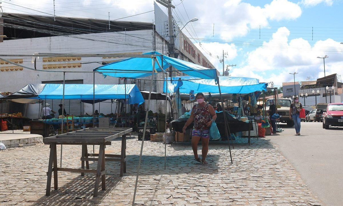 Prefeitura autoriza o funcionamento da feira livre para feirantes do município